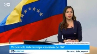 Por qué Venezuela ha ordenado bloquear la señal de la televisora alemana Deutsche Welle