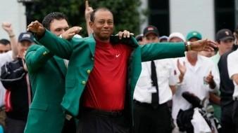 Cómo fue que un hombre ganó un millón 190 mil dólares gracias a Tiger Woods