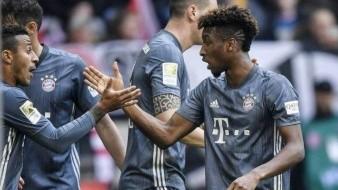 Recobra Bayern la cima en la Bundesliga