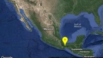 Se registra sismo de 5 grados en Oaxaca; reportan saldo blanco