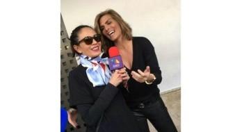 Desatan polémica Yolanda Andrade y Montserrat Oliver por micrófono de TV Azteca