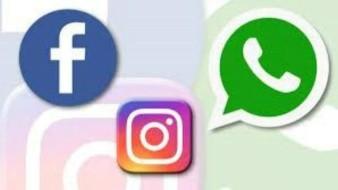 Tras caída, vuelven a la normalidad Facebook, Instagram y WhatsApp