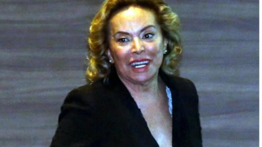 """Se """"pierde"""" expediente de Elba Esther Gordillo"""