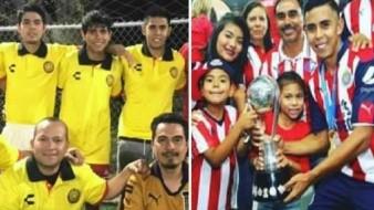 Campeón de Liga MX y ex seleccionado termina jugando en ''Caguamos FC''