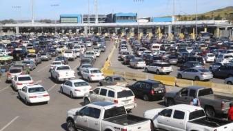 Hasta 6 horas de retraso en aduanas de Tijuana reportan empresarios