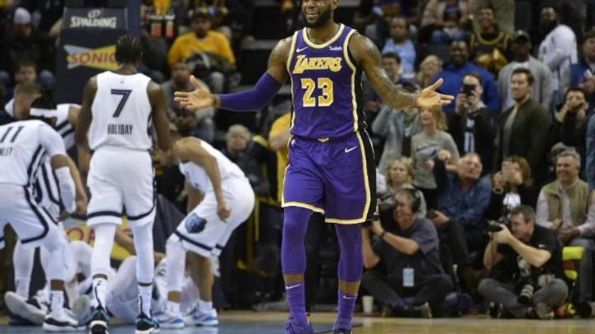 Los playoffs comenzarán con la ausencia de LeBron James por primera vez desde 2005