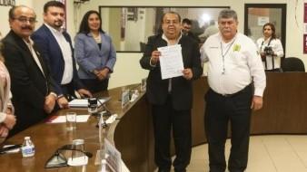 Se presenta Jaime Dávila Galván como candidato del PRD por Mexicali