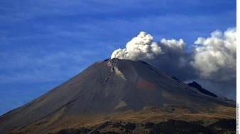 El Popocatépetl está enojado porque le pusieron una cruz y la gente le faltan al respeto: tiempero