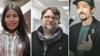 Guillermo del Toro niega tener un proyecto con Yalitza y Diego Luna