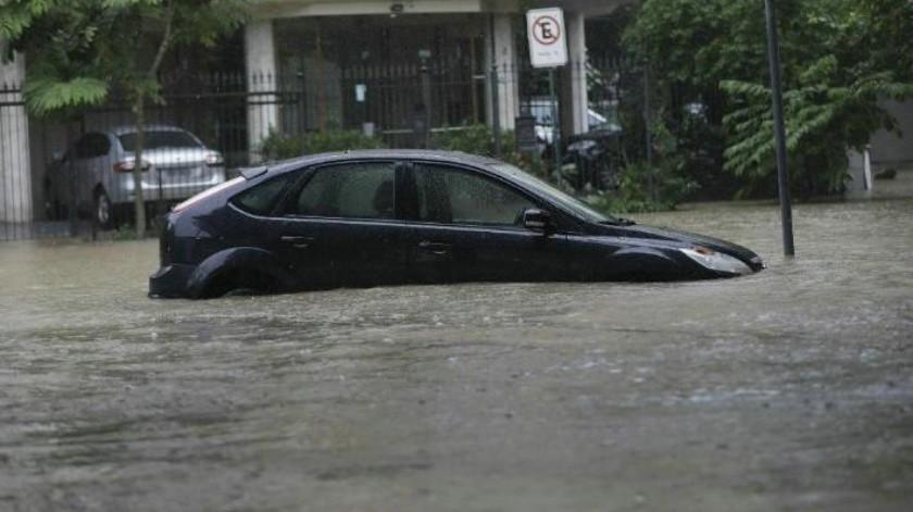 Mueren diez personas en Brasil tras prolongadas lluvias