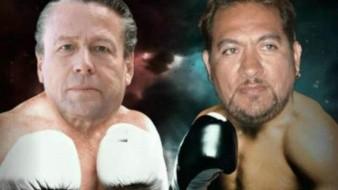 ¡La pelea del siglo! Alfredo Adame firma contrato para pelea con Carlos Trejo