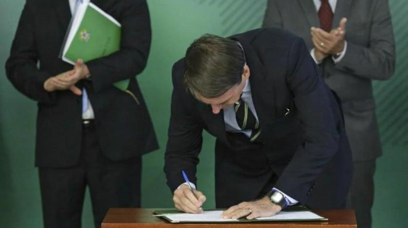 Brasil: Escasean victorias en los primeros 100 días de Jair Bolsonaro