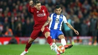 VIDEO: Con Tecatito y sin HH, Porto se va con desventaja ante Liverpool