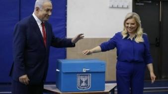 Benjamin Netanyahu y Benny Gantz se declaran ganadores en las elecciones en Israel