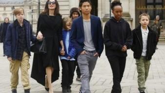 Revelan que hija de Pitt y Jolie estaría iniciando tratamiento para cambio de sexo