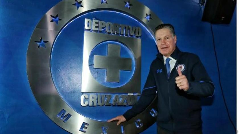 """""""En dos años... O menos, Cruz Azul será campeón"""", Ricardo Peláez"""