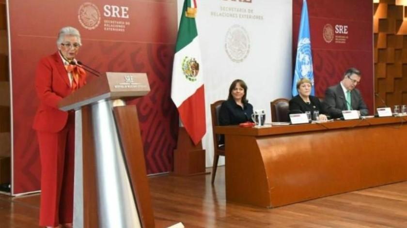 ONU y SRE firman acuerdo para asistencia en Comisión de la Verdad en Caso Ayotzinapa