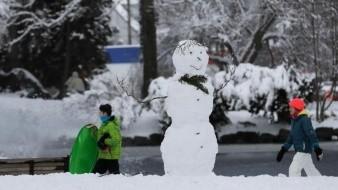 Se avecina una tormenta invernal en EU en plena primavera