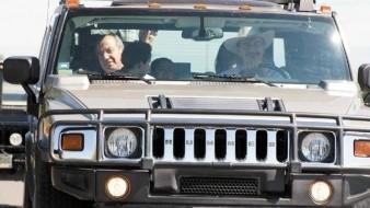 Piden ciudadanos retirar escoltas a Vicente Fox y Felipe Calderón