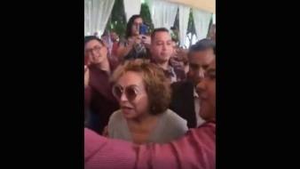 Busca Elba Esther Gordillo Morales presidencia de la SNTE