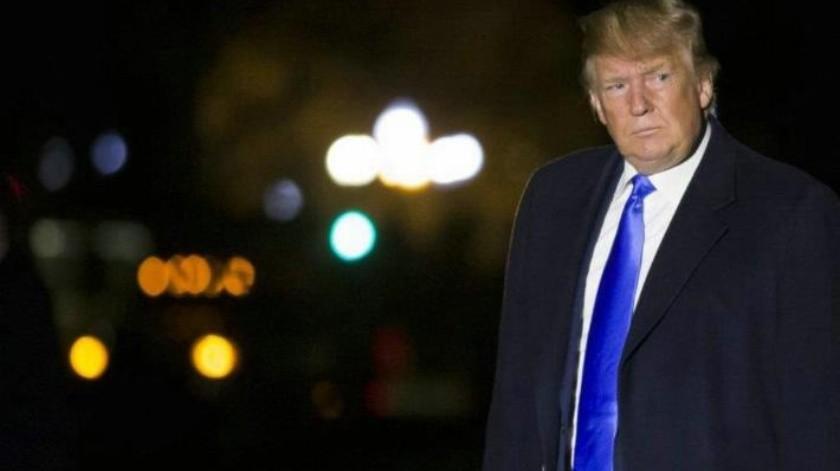 """Demócratas """"nunca"""" verán declaración de impuestos de Trump: Mulvaney"""