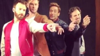 Video: Cantan Avengers 'Hey Jude' de The Beatles
