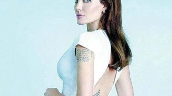 Será Angelina Jolie heroína de Marvel