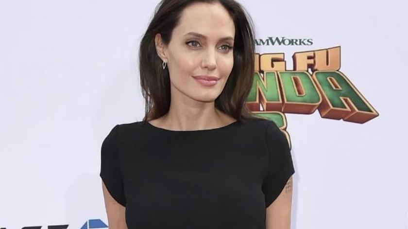 """Confirman a Angelina Jolie para """"The Eternals"""", la nueva película de Marvel"""