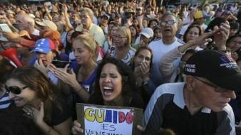 """""""No van a poder con nosotros jamás"""": Nicolás Maduro"""