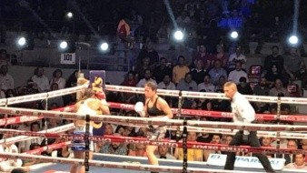 Sulem Urbina mantiene su invicto al ganar por decisión
