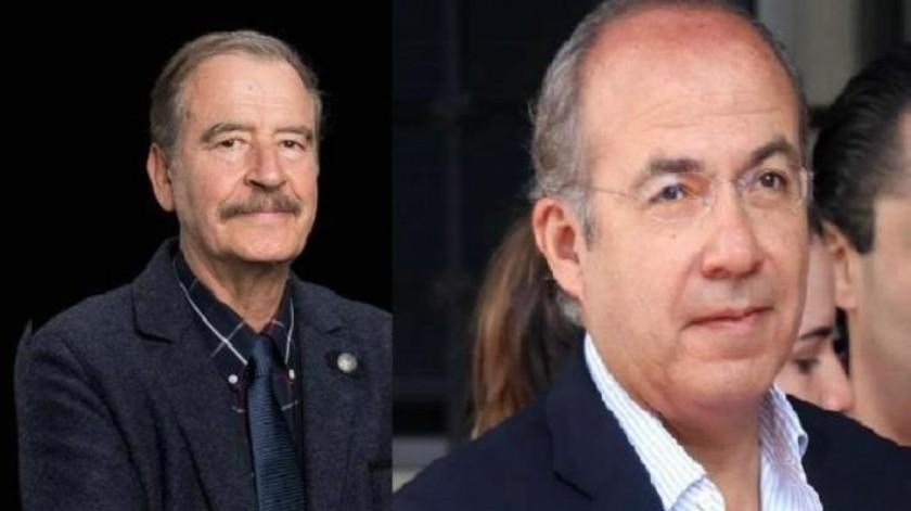 """Ordena AMLO crear guardia de seguridad """"sin excesos"""" para Fox y Calderón"""