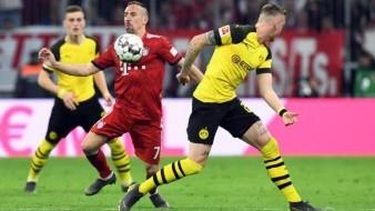 Bayern aplasta a Dortmund y recupera la punta de la Bundesliga