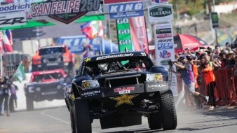 Arrancan las vacaciones en San Felipe con la Baja 250