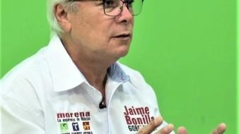 "Ninguna alianza con ""Kiko"" Vega, dice Jaime Bonilla"