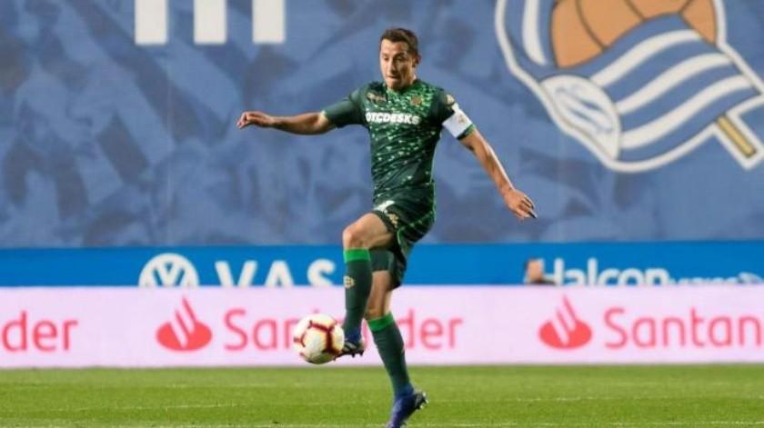 ¡Vuelve Lainez! Desfortunio mexicano en la derrota del Betis ante Real Sociedad
