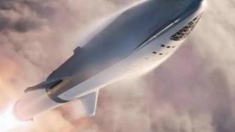 SpaceX enciende con éxito el motor de su Starship