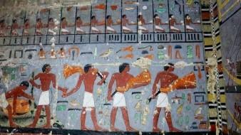 Encuentran en Saqqara el nombre de una reina egipcia desconocida