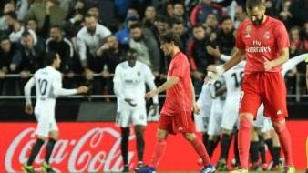 Valencia concreta primera derrota del Real Madrid tras regreso Zidane