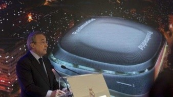 Anuncia Real Madrid remodelación del Bernabéu