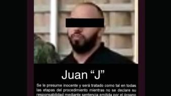 Arrestan a presunto cabecilla de Los Demonios, del Cártel de Sinaloa