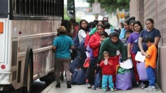 Ingresaron 76 mil migrantes a México, informa Segob; EU acelera despliegue de agentes