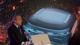 El estadio Santiago Bernabeú será el mejor del mundo: Florentino Pérez