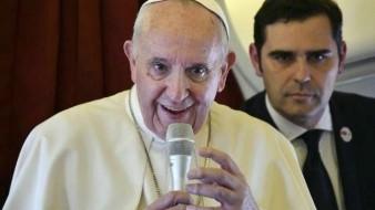 """Las mujeres tienen """"reclamos legítimos"""" sobre justicia, dice el Papa"""