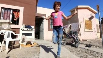 Gipsel, a un año: Más sonriente que nunca