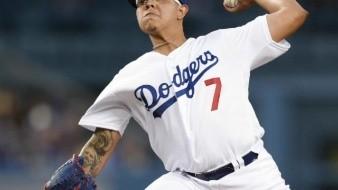 Julio Urías luce con cinco entradas sin daño, pero los Gigantes le dan la vuelta a los Dodgers