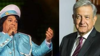Da AMLO cita a Juan Gabriel para reunirse en Palacio Nacional