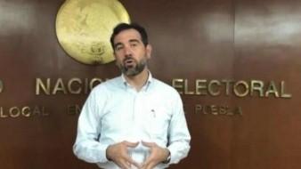 Lorenzo Córdova demanda no usar recursos públicos o programas sociales en elecciones 2019