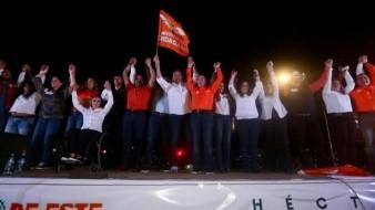 Héctor Osuna Jaime arranca oficialmente como candidato a Gobernador de BC