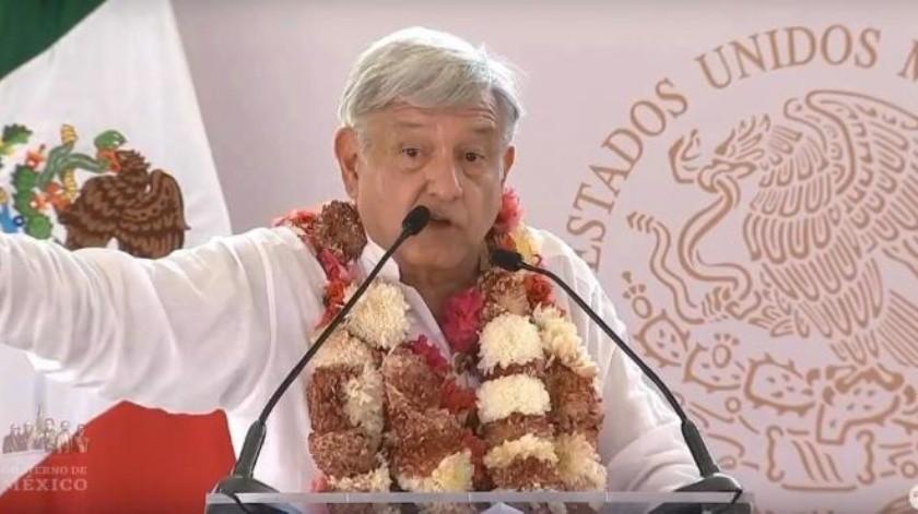 Vamos a resolver problema de inseguridad y violencia en Veracruz y en el País, confía AMLO
