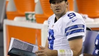 Tras retiro de NFL, Tony Romo vuelve ''a sufrir'' en el golf